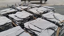 Polygonalplatten,Bruchplatten,Schiefer,Naturschiefer,Bruchsteinplatten 2-3cm