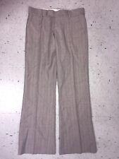 Juicy Couture 100% Virgin Wool Pants Size 26