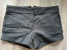 OLD NAVY size 10 brown shorts VGC