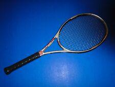 "Wilson Titanium Hammer 4.4 Stretch 95 Tennis Racquet. 4 3/8. 27.5"". 9.55 oz."