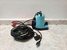 Little Giant 5-ASP-LL 1/6 HP 115VAC 26.3 Ft Max Head Plug-In Utility Pump