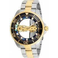 Invicta 26409 47mm Pro Diver Ghost Mechanical Skeletonized Dial Men's Watch