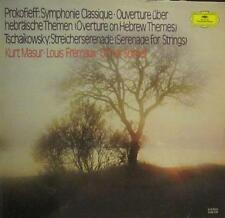 Prokofieff/Tschaikowsky(Vinyl LP)Symphonie Classique/ Serenade Fur Streicher-Deu