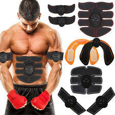 Muscle Toner EMS Machine Wireless Toning Belt ABS Fat Burner Butt Kit Unisex 202
