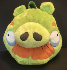 Angry Birds Bad Piggies Grandpa Pig Backpack Stuffed Plush