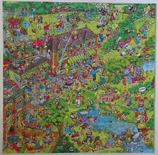 BUFFALO GAMES GOLF EDITION OF WORLD'S MOST DIFFICULT PUZZLE 529 PCS