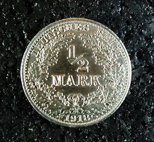 1/2 Mark - Dt. Kaiserreich - 1918 - A - (T5/664)