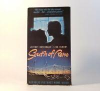 South Of Reno (VHS 1988) VGC Tested! Jeffrey Osterhage, Lisa Blount, OOP