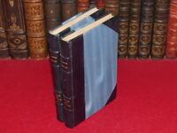 JACQUES DUBOIN / EN ROUTE VERS L'ABONDANCE Cplet T.I & T.II 1935 TB RELIE