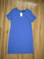 Next, blue shift Christmas dress, size 12, BNWT.