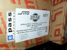 Marmitta Sito 571 Aprilia Rally SR50 Area 51 cilindro orizzontale Exhaust system
