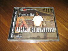 Chicano Rap CD GRAMATIKO - ORGULLO CHIHUAHUENSE - Spanish Rapper