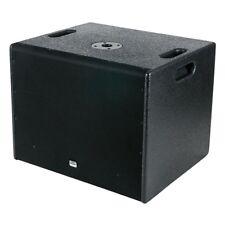 DAP Audio DRX-15BA aktiv Subwoofer Bass Lautsprecher