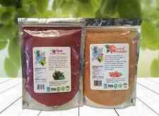ACAI BERRY POWDER+GUARANÁ POWDER 1lb Natural Superfood Anti-Aging Antioxidant