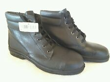 Vulka Safety  Boots, Steel Toe, Heat Resistant Sole.SIZE 11.Welding,Grinding.