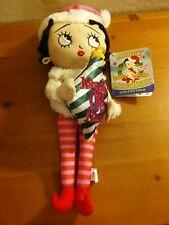 Sugar Loaf Betty Boop Naughty Or Nice 16 Inch Christmas Plush Doll