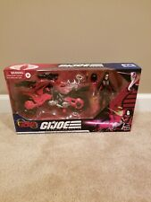 G.I. Joe Classified Cobra Island Baroness and Coil #13 Target 6? Action Figure