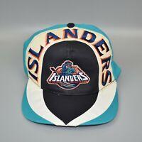 New York Islanders NHL Twins Enterprise Vintage 90's Snapback Cap Hat