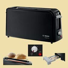 Bosch Langschlitz-Toaster TAT 3A003 Compact Class - schwarz