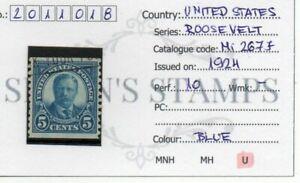 SStamps United States 1924.Roosevelt stamp  Mi267J   2011018