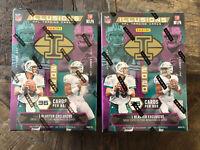 2020 Panini NFL Illusions Football Blaster Box Lot Of 2 Boxes Herbert Burrow Tua
