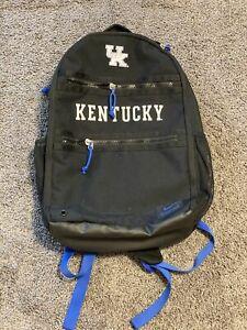 Nike Kentucky Wildcats Black Bookbag Basketball