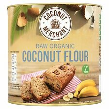 ORGANIC COCONUT FLOUR 500g - Gluten Free