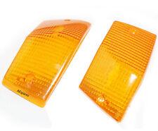 Rear Indicator Amber Orange Lens Set for VESPA PX PX80 - 200 PE LUSSO T5 LML ECs