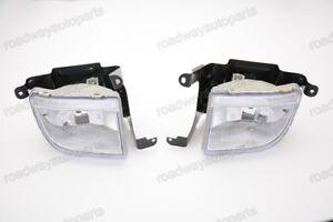 2PCS RH & LH Driving Bumper Fog Lights Lamps for Chevrolet Optra 4DR 2004-2007