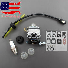 Carburetor Carb Rebuild Kit F Craftsman 4 cycle mini tiller 316.292711 Fuel Line