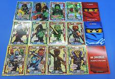 LEGO® Ninjago Trading Card Game Serie 2  Auswahl an Karten / Limitierte Karten