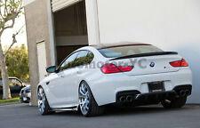 CARBON M Rear Diffuser & Arkym Rear Lip For 12-14 BMW 6 Series F06 F12 F13 M6