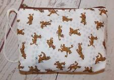 Fair Trade Scooby Doo Wash Bag Make Up case Hand Made From Marrakesh Morocco