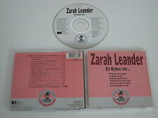 ZARAH LEANDER/EIN MYTHOS LEBT...(EMI ELECTROLA 566-1 56366 2) CD ALBUM