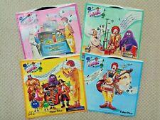 McDonald's 1985 Fisher-Price McDonald's Music Happy Meal