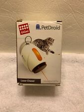 New listing GiGwi PetDroid Laser Chaser Interactive Cat- Toy