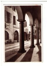 Postcard: Portici di Via Nassa, Lugano, Switzerland