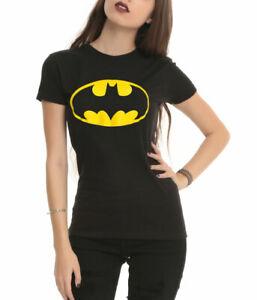 Batman Logo Junior Women's T-Shirt