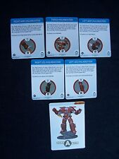 Marvel Heroclix Nicky Fury Agent of SHIELD - HULKBUSTER MK II - Complete Chaser