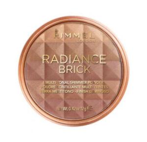 Rimmel Radiance Brick Multi-Tonal Shimmer Powder 003 Dark