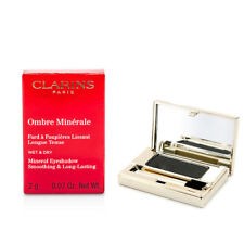 Clarins Ombre Minerale Smoothing & Long Lasting Mineral Eyeshadow -  15 Black Sp