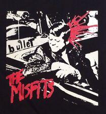 MISFITS Bullet big back patch punk psycho horror