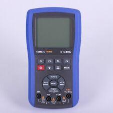 Multimetro digitale palmare per oscilloscopio Scopemeter 10MHz 50MSa/s ET310A DB