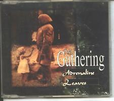 gathering- adrenaline leaves  cd single  scare