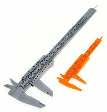 Toolzone 2 Piece Plastic Vernier (measuring)