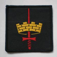 UK MOD, London District personnel TRF.