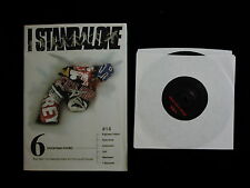 I STAND ALONE #14 punk/hc fanzine- 7 SECONDS*EIGHTEEN VISION*SKARHEAD*GREY AREA+