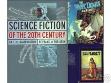 BOOK - SCIENCE FICTION of the 20th Century SIGNED $125