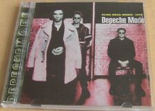 Depeche Mode Ultra Mega Modes I-II. Rare Remix CD 26th Strike Barrel Of A Gun