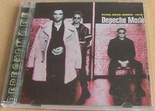 Depeche Mode Ultra Mega Modes I-II. Rare Remix CD 26th Strike Barrel Of A Gun
